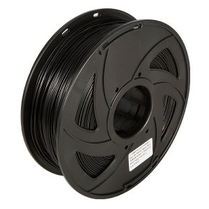 3D프린터 필라멘트 1.75mm PLA 1kg (01) 검정
