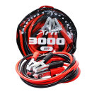 3000AMP 고용량 점프케이블 4.3M 12v 24V 겸용