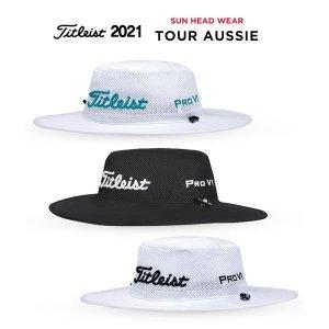 타이틀리스트정품  TH21TAUSMK 투어 오지 메쉬 벙거지 모자 / TOUR AUSSIE MESH (아쿠쉬네트코리아)