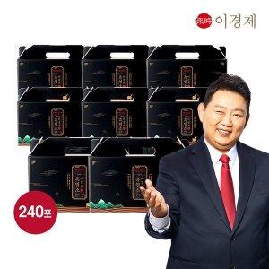래오이경제 흑염소 진액 8박스 (70mlx30포x8박스/240