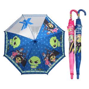 신비아파트 엑스 53 우산 아동 어린이 초등학생 자동