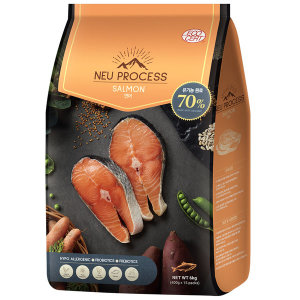 유기농 6Free 강아지사료 6kg 4kg 연어 양고기 소고기