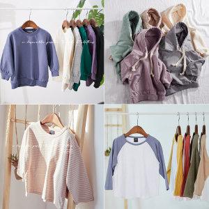 봄/아동 티셔츠/맨투맨/후드티/아동복/유아 의류 옷