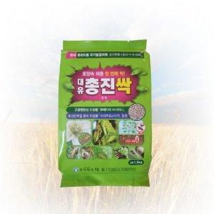 총진싹 입제 1.5kg 토양 살충제 총채벌레 진딧물 약