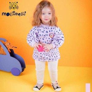 (현대Hmall) 보리보리/몰리멜리 l몰리멜리l 봉주르호피롱티셔츠