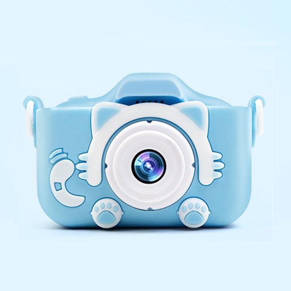 넥스 X5S 고양이발 카메라 블루 빠른출고/재고O