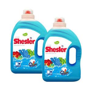 쉬슬러 고농축 액체 세탁세제 3.05L 2개 + 사은품 2종