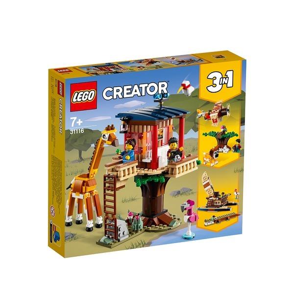 레고공식_크리에이터 사파리 트리하우스_31116