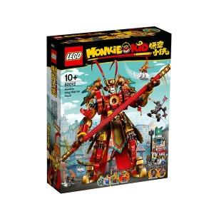 레고공식_몽키키드 몽키 킹의 워리어 로봇_80012