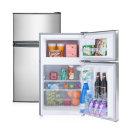 소형냉장고 90L 1등급 미니 작은 일반냉장고 메탈실버