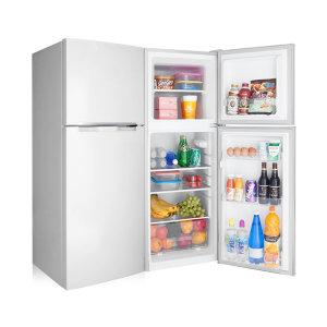 소형냉장고 138L 2도어 미니 원룸 일반냉장고 화이트
