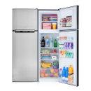 소형냉장고 168L 미니 원룸 예쁜 일반냉장고 메탈블랙