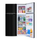 소형냉장고 168L 2도어 블랙 미니 일반냉장고 블랙