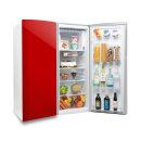 소형냉장고 175L 1등급 미니 작은 예쁜 냉장고 레드