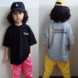 유아 아동 반팔티/패밀리룩/가족티/단체티 지오티