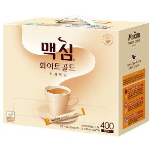 화이트골드 커피믹스 400T +4000원쿠폰