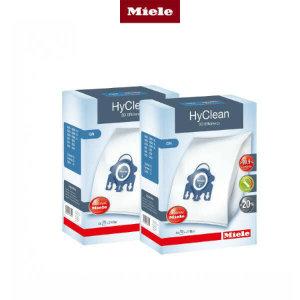(현대Hmall)Miele 밀레 청소기용 하이클린 3D 먼지봉투 GN  2박스