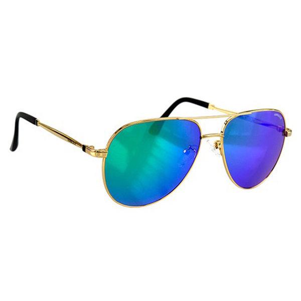 국산 켄블락 스포츠 골프 가벼운 선글라스 보잉 GOLD