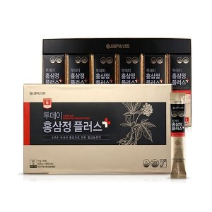 갤러리아   본사직영 6년근 투데이 홍삼정 플러스 스틱 60포