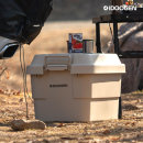 아이두젠 스태킹 카고 트렁크 박스 차박 수납함 50L