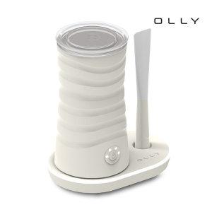 전동 우유 거품기 스팀기 휘핑기 OLMF08V 커피용품