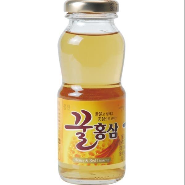 꿀홍삼(180mlX12병 웅진)