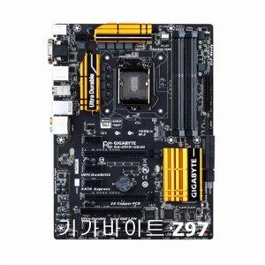 (중고)GIGABYTE GA-Z97X-UD3H 소켓1150 인텔 Z97 칩셋