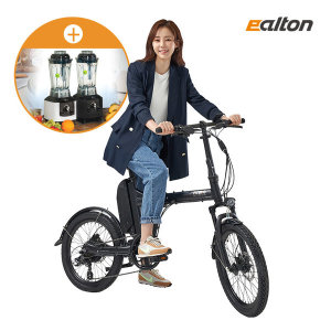 2021년 알톤 니모FD 에디션 전기자전거 13.4Ah 스로틀