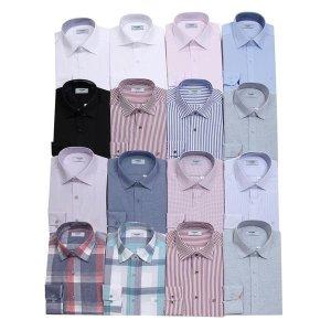 갤러리아  (선물포장 가능) 21SS신상 긴소매 일반핏 드레스셔츠 베스트 19종
