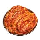 100% 국산 포기김치 3kg /당일제조/양념풍부한 김치