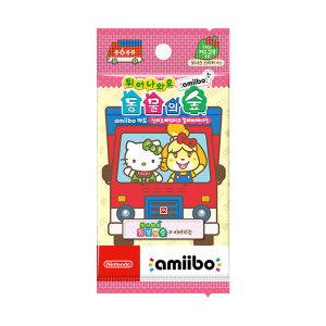 튀동숲 아미보 카드 산리오캐릭터즈 컬래버레이션