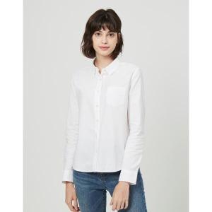 (현대백화점) 지오다노  349903 여 옥스퍼드 셔츠 (솔리드)