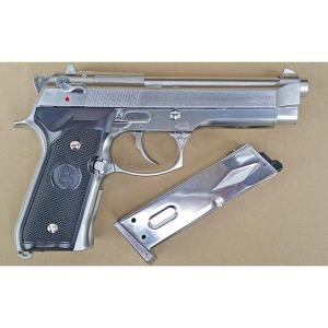 대만 LS 베레타 US M9 실버 가스건 비비탄 권총 GUN