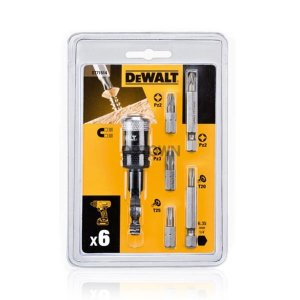 디월트 DT71514 자석비트세트 6P 드릴비트