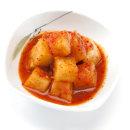 빛 국산 깍두기 2kg 무김치/배추김치/반찬/먹보야 V