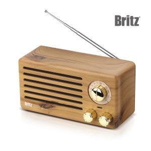 휴대용 무선 라디오 BA-RAB1 블루투스스피커 USB재생