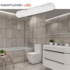 욕실등 LED 남영 클릭와이드 20W
