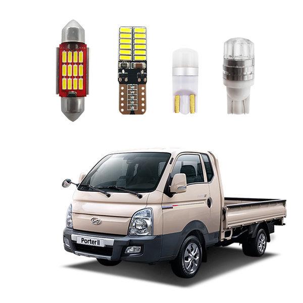 + 포터2 (2013~2020년형)EV겸용 LED실내등 / 번호판등