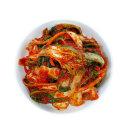 국산 얼갈이 김치 2kg /출고당일제조