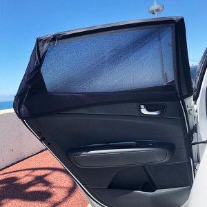 차량용 모기장 햇빛가리개 방충망 차박 뒷문용 XL