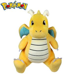 포켓몬스터 망나뇽인형 45cm 써드 캐릭터 봉제 동물
