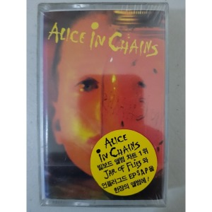 Alice In Chains ar Of Flies SAP 테이프 미개봉