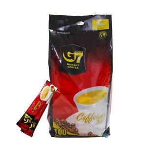 G7 인스턴트커피믹스 100스틱 맛있는 베트남 NO.1 커피