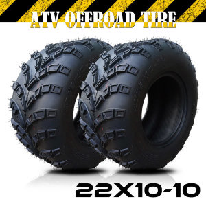 22x10-10 타이어-사륜오토바이 ATV/UTV 전용(개당)