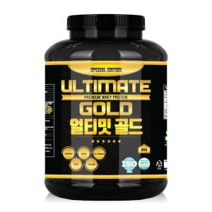 WPI 최고급 유청단백질 근육보충제 얼티밋 골드 2KG