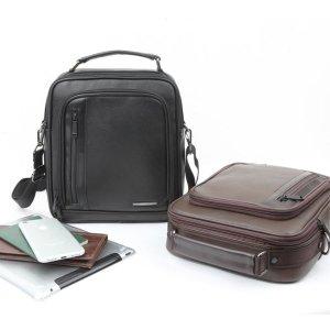 30대 40대추천 출퇴근용 남자가죽크로스백 휴대용가방