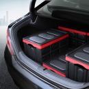 하드케이스M 28L 세차용품 보관함 자동차트렁크정리함