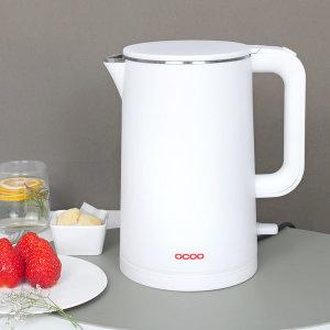 이중단열 전기포트 커피포트 무선주전자 OCP-EK1700WO
