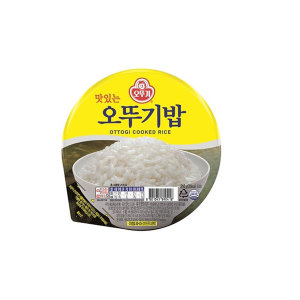 오뚜기 맛있는오뚜기밥 210g 24개