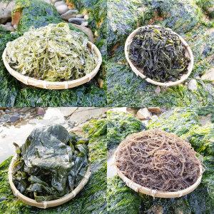 완도 햇 꼬시래기2.5kg/미역줄기 쌈다시마 염장미역
